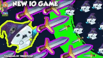 NEW IO GAME!: GHOSTZ.IO [WORLD RECORD GAMEPLAY] HOW TO BECOME PRO AND GET ON THE LEADERBOARD!