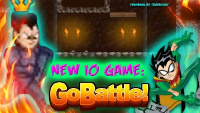 NEW IO GAME - GOBATTLE.IO [REALTIME WORLD RECORD GAMEPLAY] HD
