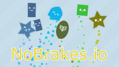 NEW IO GAME! Nobreaks.io - Racing io Game ! (Re-upload)