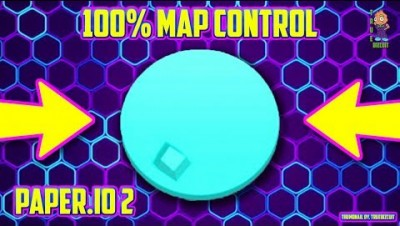 NEW IO GAME: PAPER.IO 2 [100% MAP CONTROL?] TIPS TRICKS AND STRATEGY | FUNNY MOMENTS PRO GAMEPLAY!!