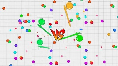 New IO Game - Rusher.io - AGARIO WITH SPEARS??! - BATTLE ROYALE - BIGGEST SPEAR?!