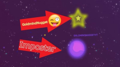NEW IO GAME   SPACESYMBOLS.IO GAMEPLAY   W/ MY IMPOSTER!