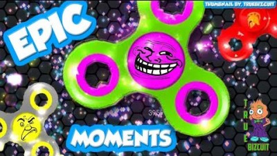 NEW .IO UPDATE: Funny Moments & Glitches & Fails | Superspin.io [Epic Moments & Wins] #3