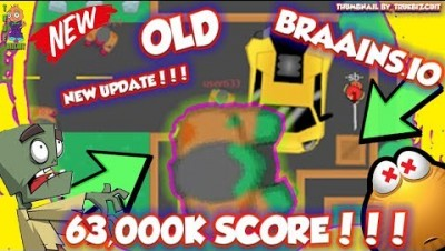 NEW OLD BRAAINS.IO RETURNING! [BRAAINS.IO UPDATE COMING] DANK MEMES BRAAINSIO | FUNNY MOMENTS - 63K
