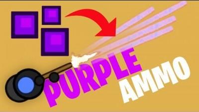 *NEW* PURPLE AMMO UPDATE! // Surviv.io