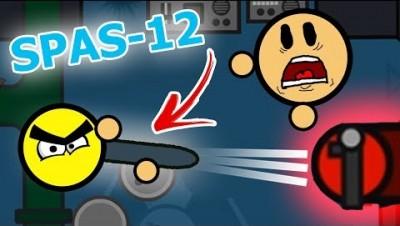NEW SPAS-12 WEAPON! BEACH HUTS + CONCH BUNKER UPDATE! (Surviv.io Update)