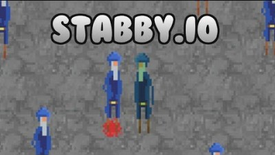 NEW Stealth Survival .io Game - Stabby.io