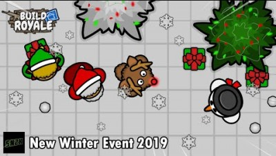 New Winter Event! || BuildRoyale.io
