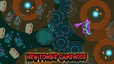 NEW ZOMBIE SURVIVAL GAMEMODE!! STARVE.IO BEST NEW GAMEMODE UPDATE! (Starve.io)