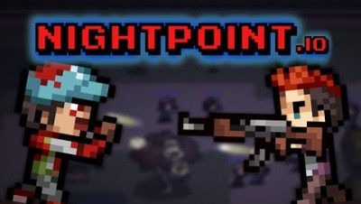 Nightpoint.io ZOMBIE MASSACRE IN A MULTIPLAYER GAME