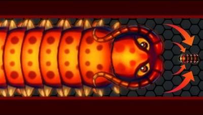 NINJA VS MONSTER - Little Big Snake Best Trolling MONSTER Epic Littlebigsnake.io Gameplay!