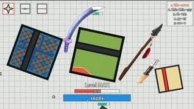 Ninjar.io High Score NEW WEAPONS