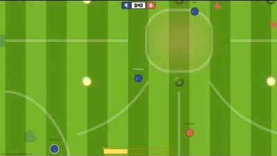 Nitroclash.io What a Match! So many strange goals