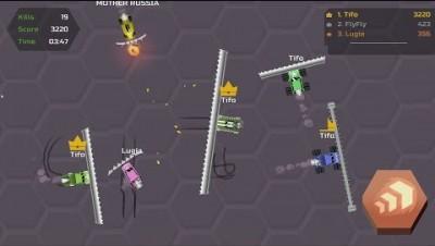 NitroDrift.io High Score (New .io Game)