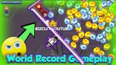 Nitrodrift.io: [World Record Gameplay] 5k Score |NEW IO GAME UPDATE (HD)