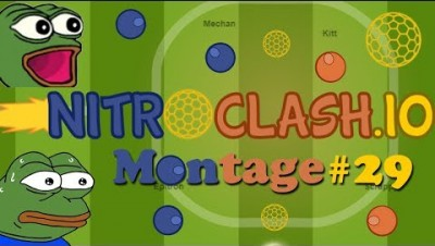 «NO-LOOK GOAL» –  NITROclash.io Montage #29