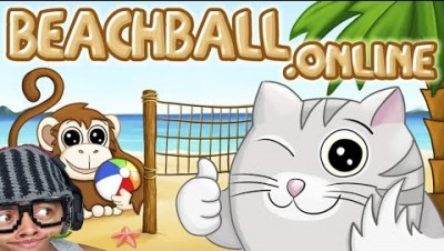 O VÔLEI ANIMAL  - BeachBall.io