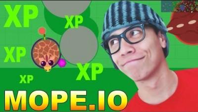 O XP QUASE INFINITO - Mope.io