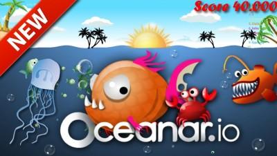 Oceanar.io - 40.000 Score RECORD!
