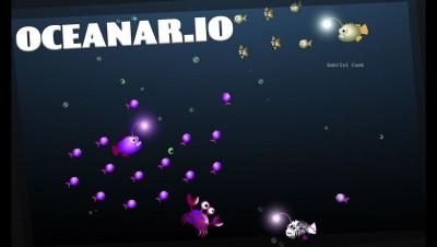 Oceanar.io - Рыбки!