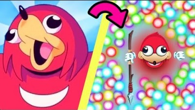 OFFICIAL .IO GAME OF UGANDAN KNUCKLES?  (Do You Know Da Way?) (knuckol.club New .IO Game)