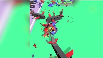 *OMG* SUPER ADDICTIVE NEW .io GAME! - STICKY.io Gameplay Walkthrough Part 1 (agar.io slither.io)