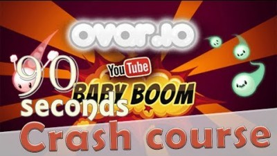✔ Ovar.io in 90 seconds! ( Tip & Tricks included ) | #Random.io Crash Course 18 | Ovario