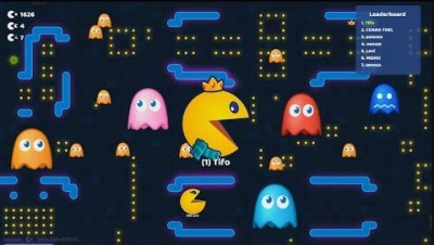 Pacman.io Big Pac New Update