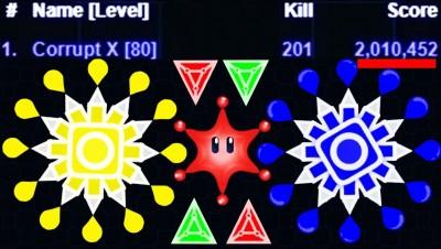 Painty.io - 2 Million Score: The Ultimate Record (201 Kills)