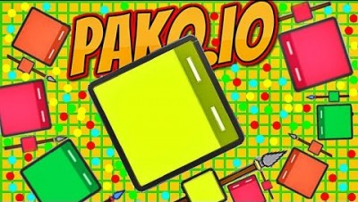 Pako.io Most Deadly Spearthrower Ever - New .IO Games