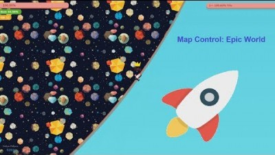 Paper.io 3 Easy Way to Get Map Control: Epic World