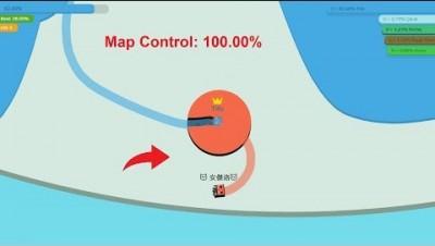 Paper.io 3 Map Control: 100.00% [Epic]