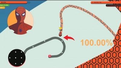 Paper.io 3 Map Control 100.00% TOP