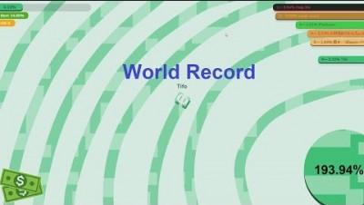 Paper.io 3 Map Control: 193.94% World Record
