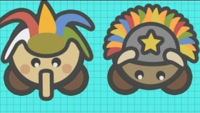 Pidyohago vs eXistenZ vs slith THE SECRET HAT IS PRO MOOMOO.IO 1vs1