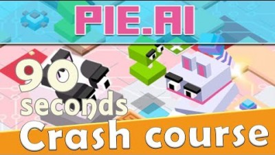 Pie.ai in 90 seconds! ( Tip & Tricks included ) | #Random.io Crash Course 33 | Pieai