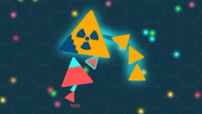 Pikan.io - Attack of the Triangles (Highlights and Battles, 4,517 Score)