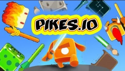 Pikes.io Battle Arena Awesome IO Game