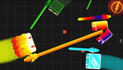 Pikes.io Epic Brutal Battles // 50+ Kills New Slither.io Agar.io (Pikes.io Best Gameplays)