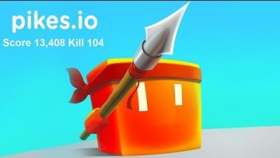 Pikes.io - High Socre 13,408 Kill 104 (Best Fight)