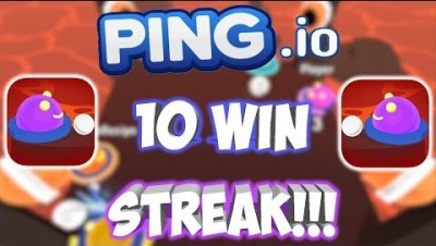 PING.IO GAMEPLAY (iOS) 10 WIN STREAK!!!