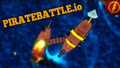 PIRATEBATTLE.io - NEW .IO GAME! 80K+ High Score