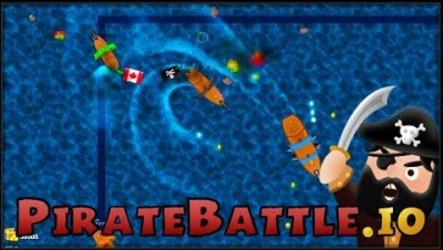 PirateBattle.io - Пиратская Иошка
