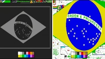 PixelCanvas io - Ataque não sucedido dos franceses - ORDEM e PAUGROSSO