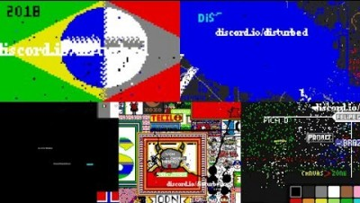 PixelZone.io - DISTURBED