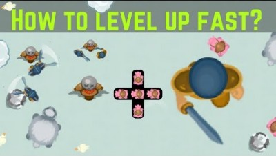 PLAY GLOR.IO ► How to level up fast? / Hitting Mannequin 1000 times | RajNoobTV - glor.io game