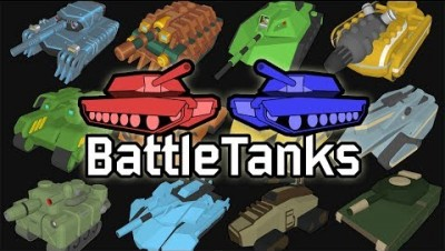 Playing BattleTanks: A New, Free Multiplayer Tank Shooter! (No Installation Required)