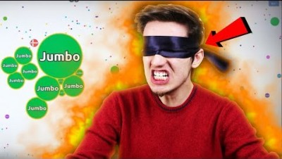 Playing Blindfolded Challenge