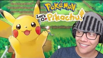 Pokémon: Let's Go, Pikachu! - AO VIVO ( Coop )