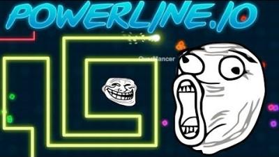 Powerline.io Trailer